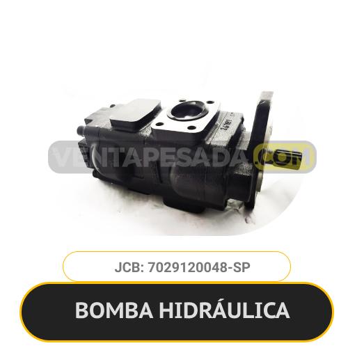 7029120048-SP bomba hidráulica JCB