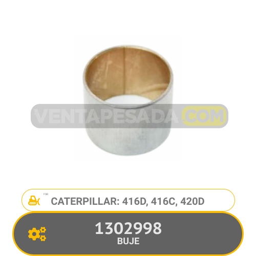 1129629 BUJE 416D, 416C, 420D CATERPILLAR