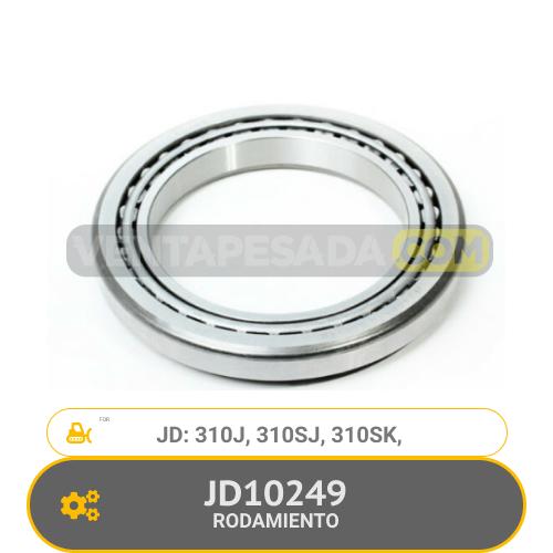 JD10249 RODAMIENTO 310J, 310SJ, 310K, JD
