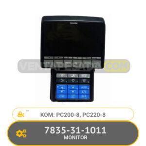 7835-31-1011 MONITOR PC200-8, PC220-8, KOM
