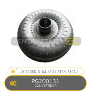 PG200131 CONVERTIDOR 310SK, 310J, 410J, 310K, 310SJ JD