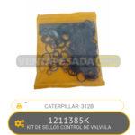 1211385K KIT DE SELLOS CONTOL DE VALVULA 312B CATERPILLAR
