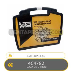 4C4782 CAJA DE O-RING CATERPILLAR