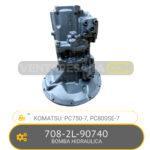 708-2L-90740 BOMBA HIDRAULICA, PC750-7, PC800SE-7 KOMATSU