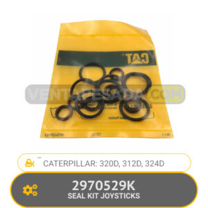 2970529K SEAL KIT JOYSTICKS 320D, 312D, 324D CATERPILLAR ·